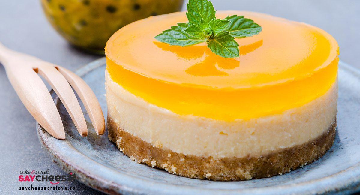 cheesecake orange saycheese