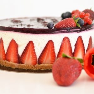 cheesecake forest