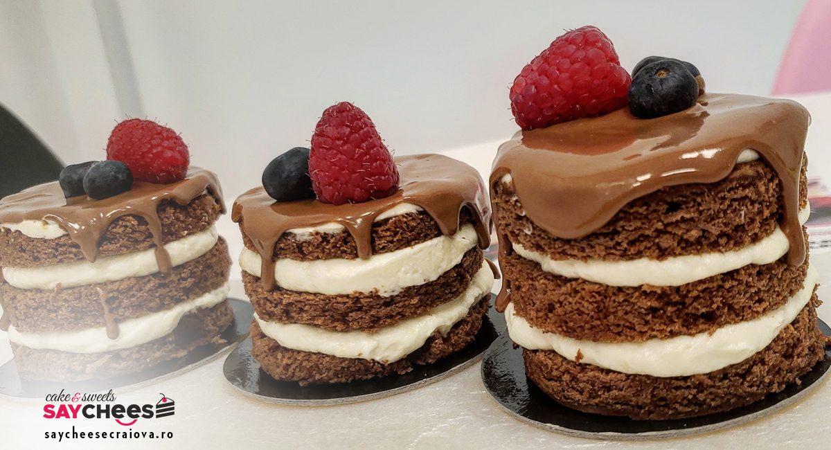 tort ciocolata saycheese